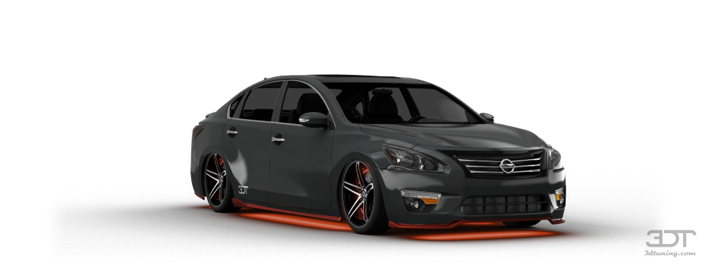 Tuning Nissan Altima 2013 Online Accessories And Spare