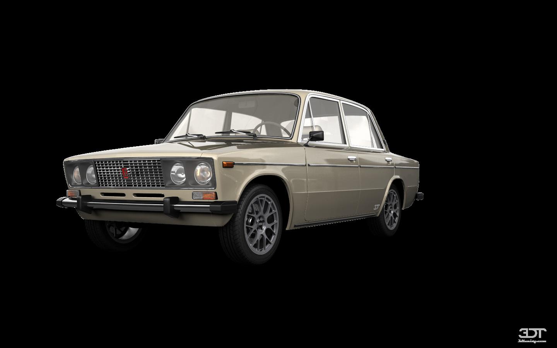 Lada 2106 Sedan 1976 tuning