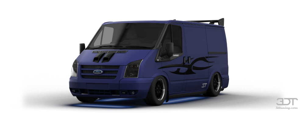 ford transit supersportvan van 2011 tuning. Black Bedroom Furniture Sets. Home Design Ideas