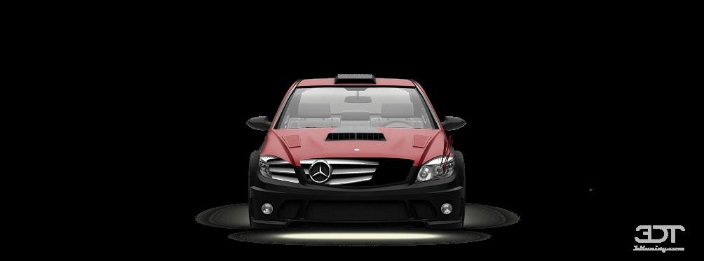 Mercedes C class Sedan 2007