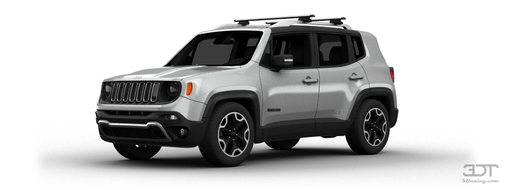 Jeep Renegade'15