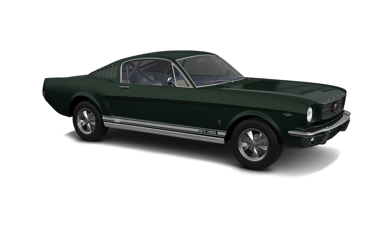 Ford Mustang'64