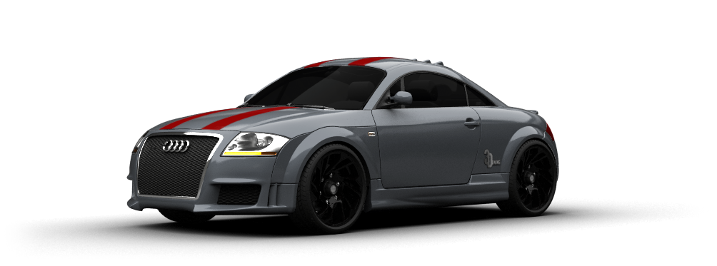 Audi TT Coupe 1999 tuning