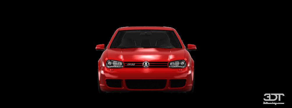 Volkswagen Golf 4'02 by looydesign