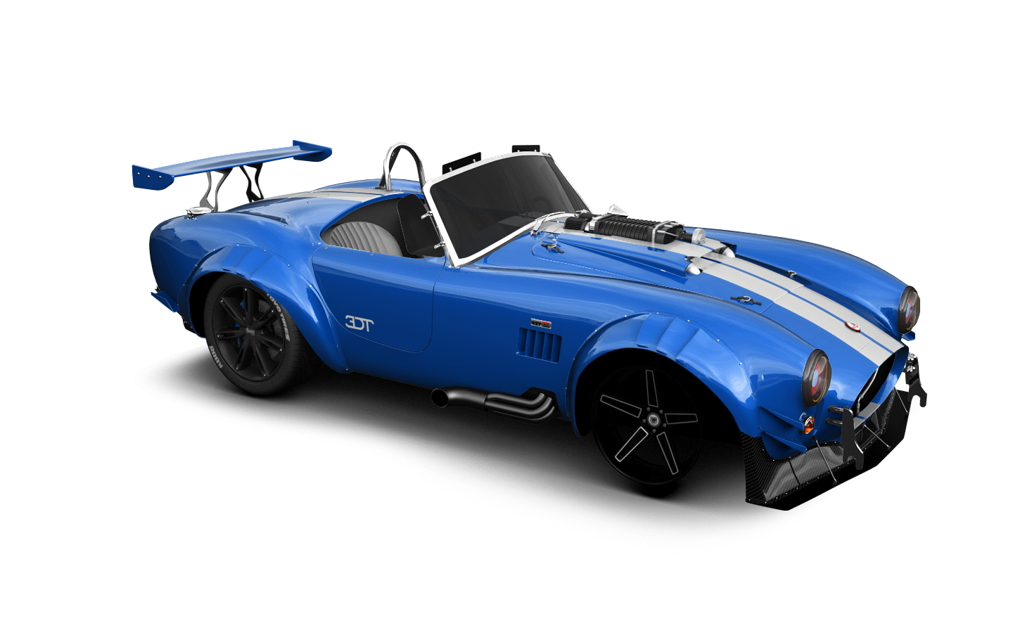 Ford Shelby Cobra'61