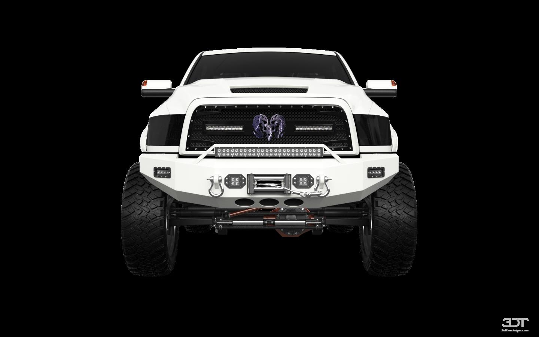 Dodge Ram 2500'14
