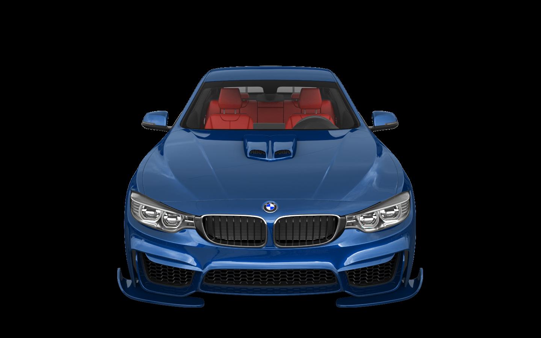 BMW 4 Series'14