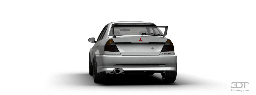 Mitsubishi Lancer Evo VI'99