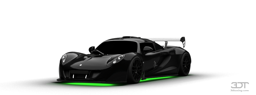3dtuning Of Hennessey Venom Gt Coupe 2012 3dtuning Com