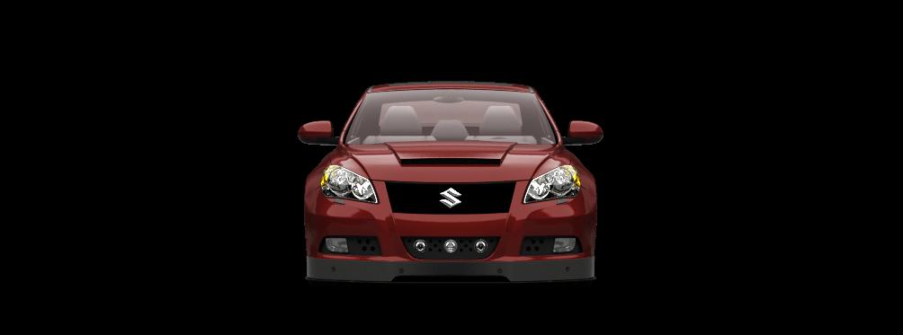 Suzuki Kizashi'08