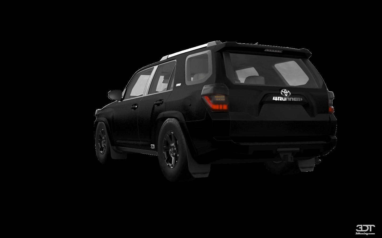 Toyota 4Runner SR5'20