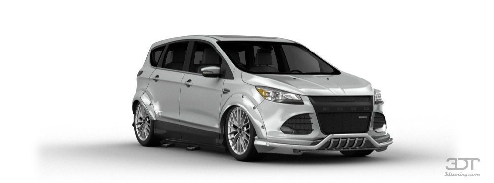 Ford Escape Suv 2017 Tuning