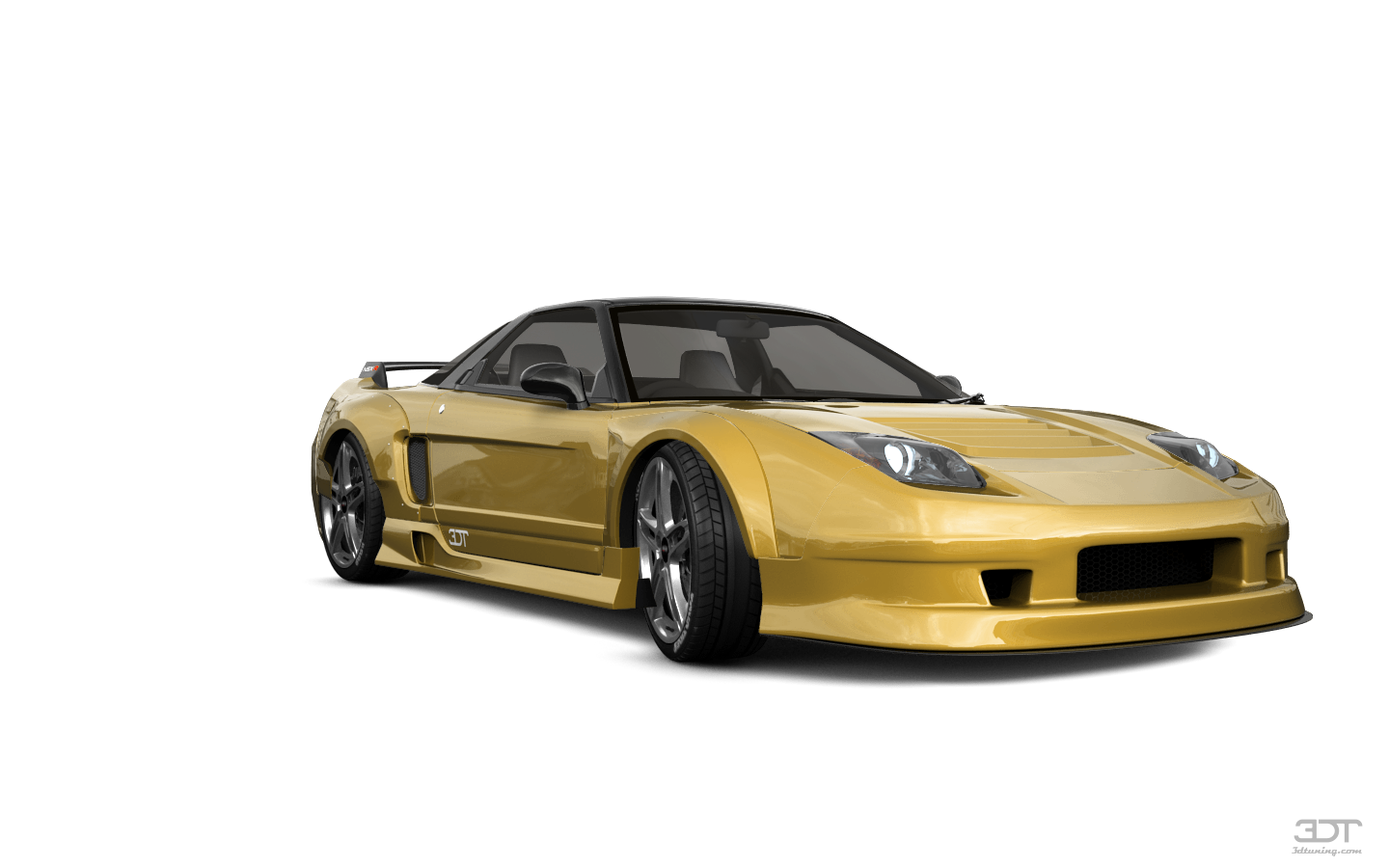 Honda NSX-R 2 Door Coupe 2005 tuning