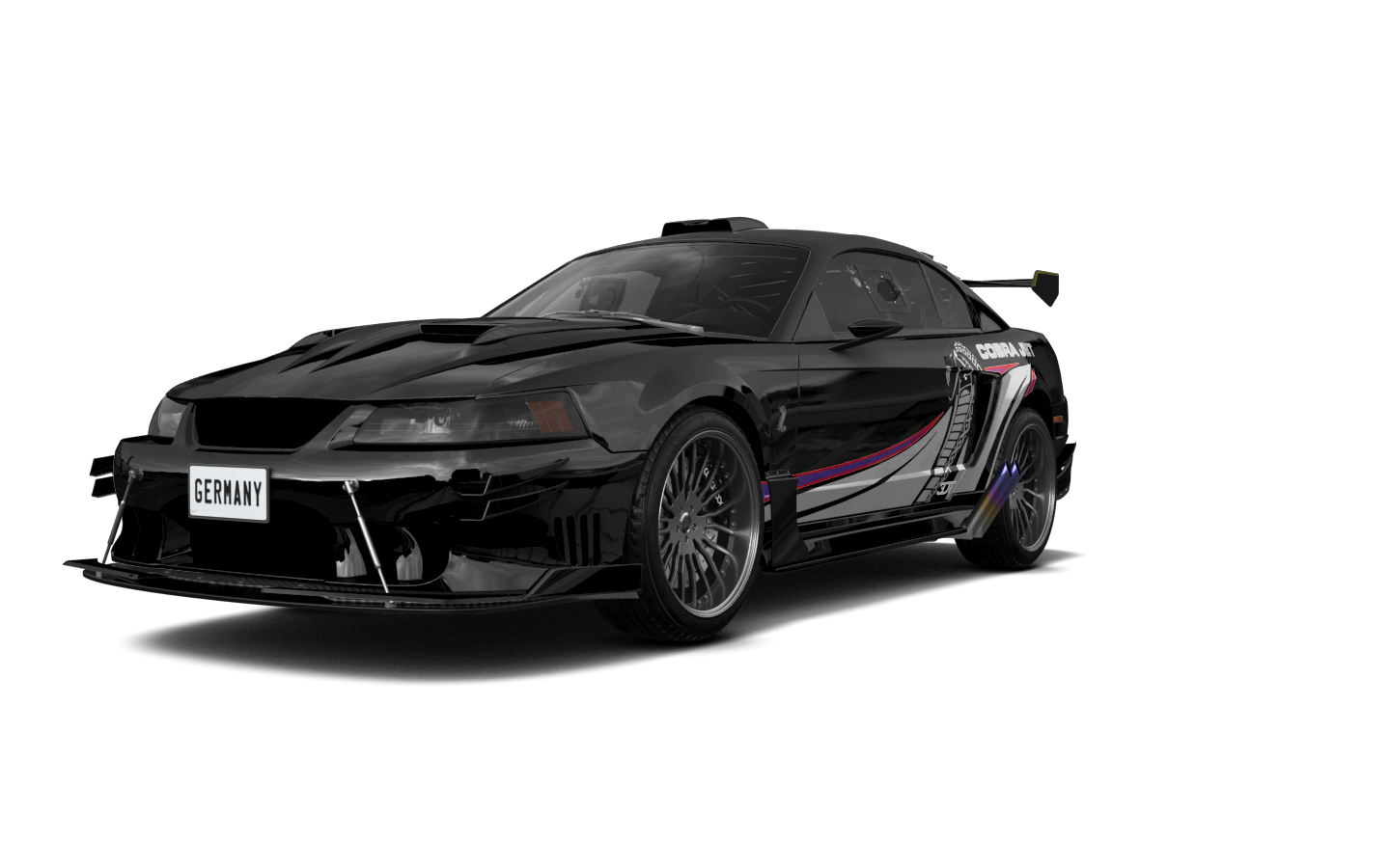 Ford Mustang SVT Cobra R 2 Door Coupe 2000 tuning