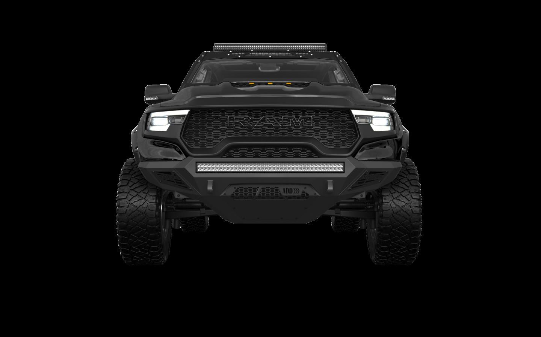 Dodge Ram 1500 TRX 4 Door pickup truck 2021