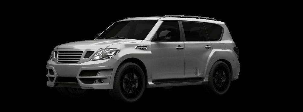 Nissan Patrol SUV 2010 tuning