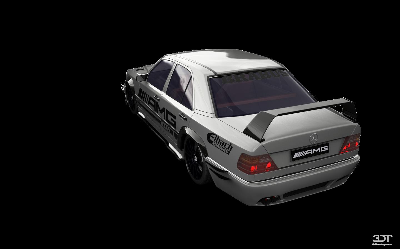 Mercedes E-Class'84