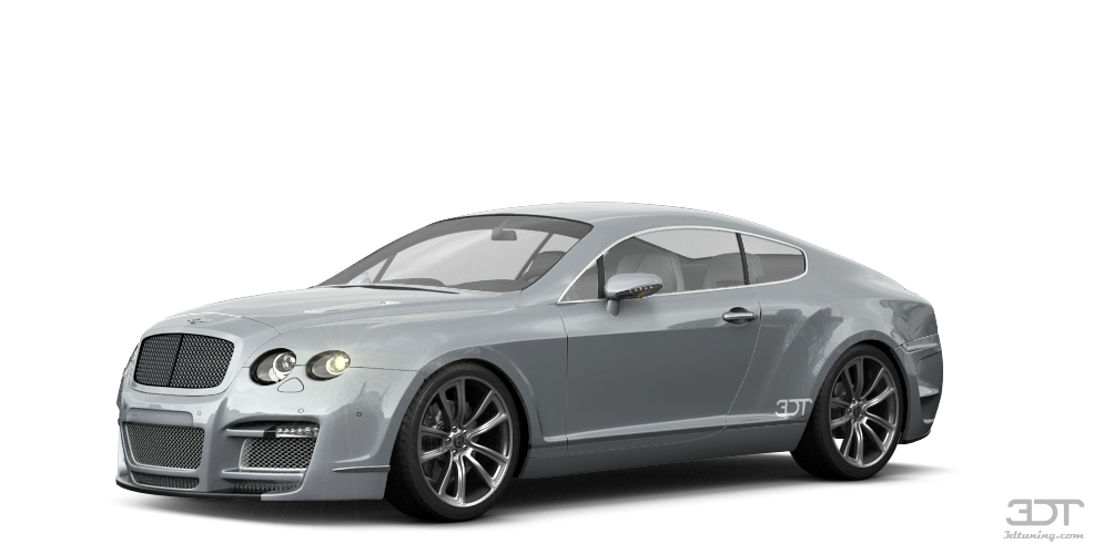 Bentley Continental GT Fastback 2004 tuning