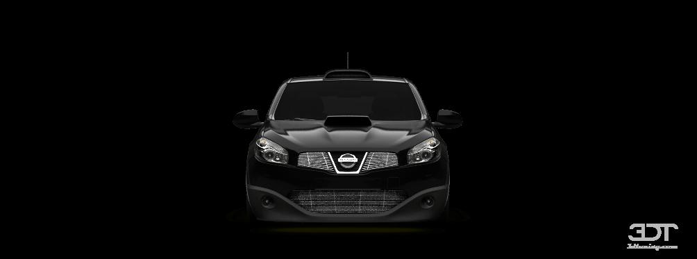 Nissan Qashqai'12