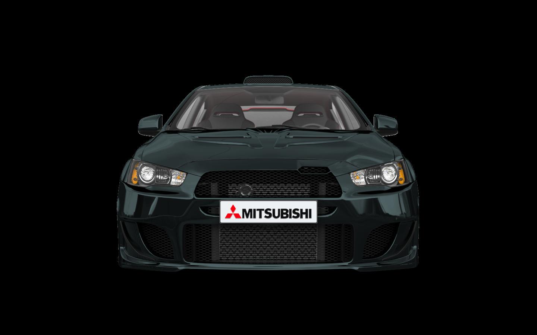 Mitsubishi Lancer Evolution X Sedan 2008