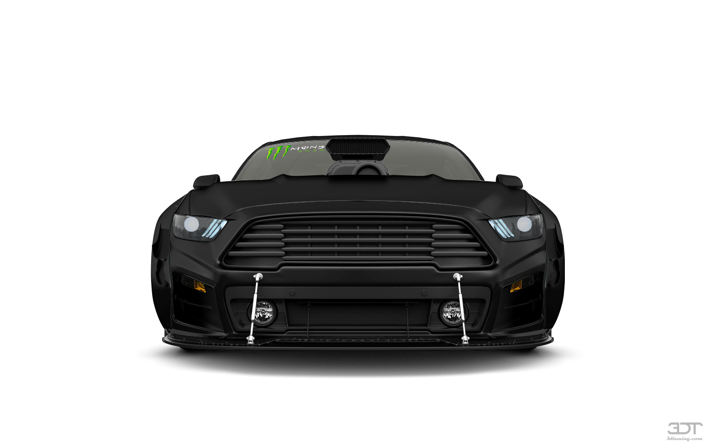 3dtuning styling and tuning disk neon iridescent car paint tons of wheels spoilers vinyls custom color partial painting of ford mustang gt 2 door
