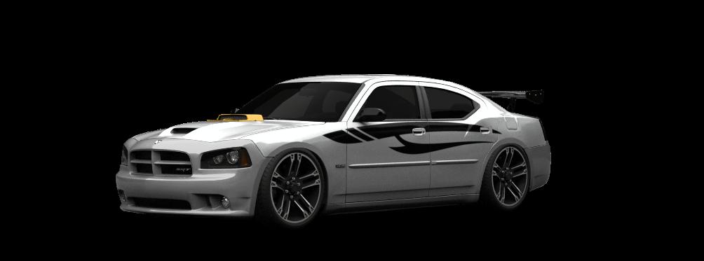 Dodge Charger SRT8 Sedan 2007 tuning