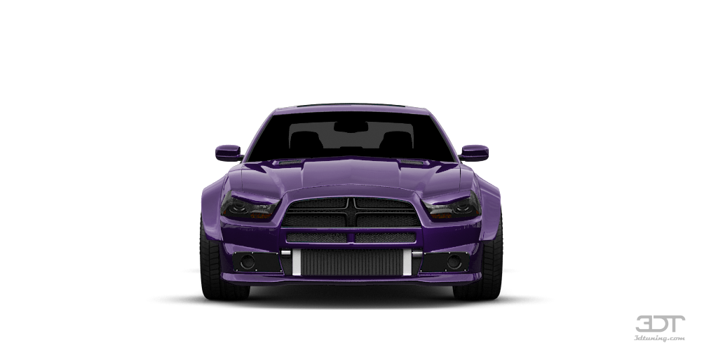 Dodge Charger SRT8 Sedan 2012
