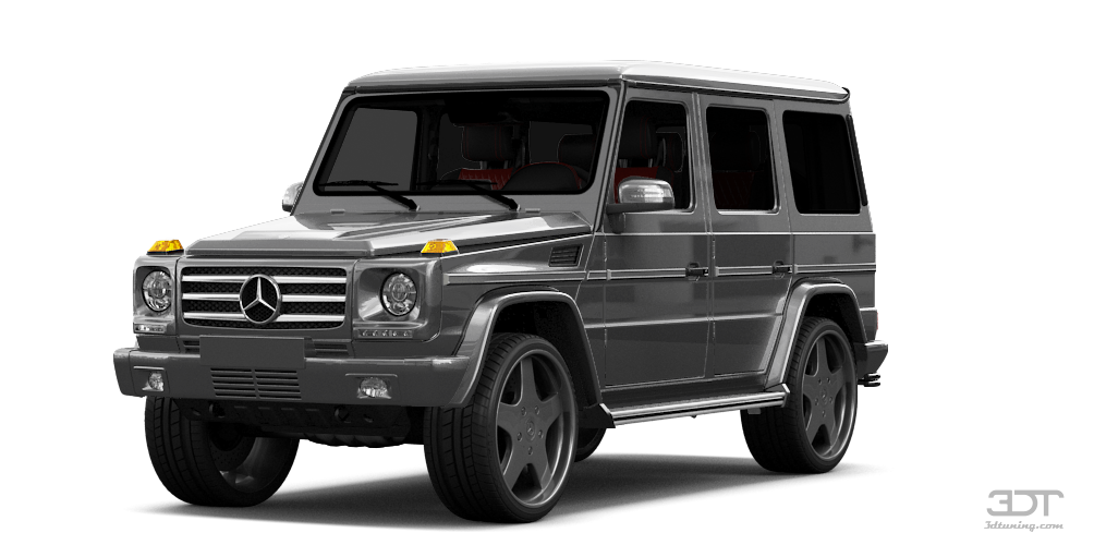 Mercedes G Class Used Parts