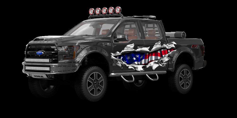 Ford F-150 CrewCab Truck 2015 tuning