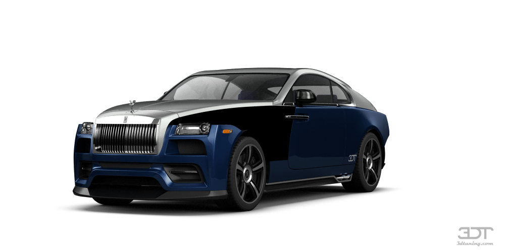 3dtuning of rolls royce wraith coupe 2014 3dtuningcom