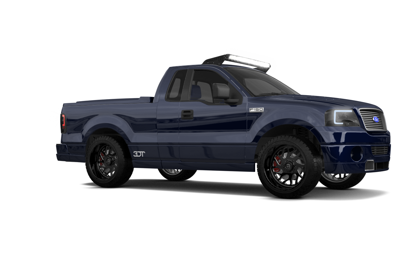 Ford F-150 Pickup Truck 2008 tuning