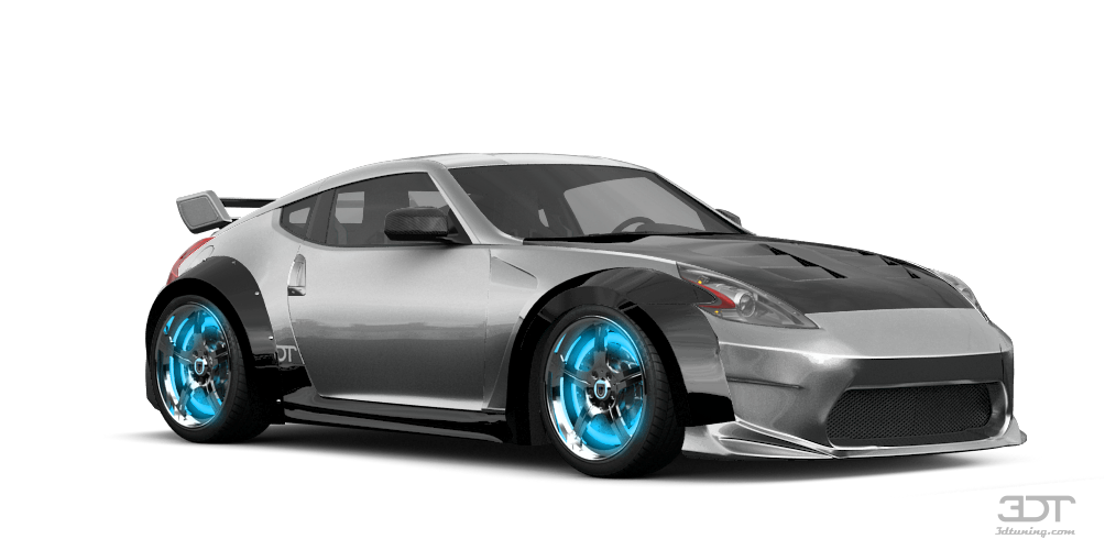 Nissan 370Z Coupe 2015 tuning