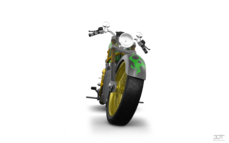 Harley-Davidson Custom Chopper'11