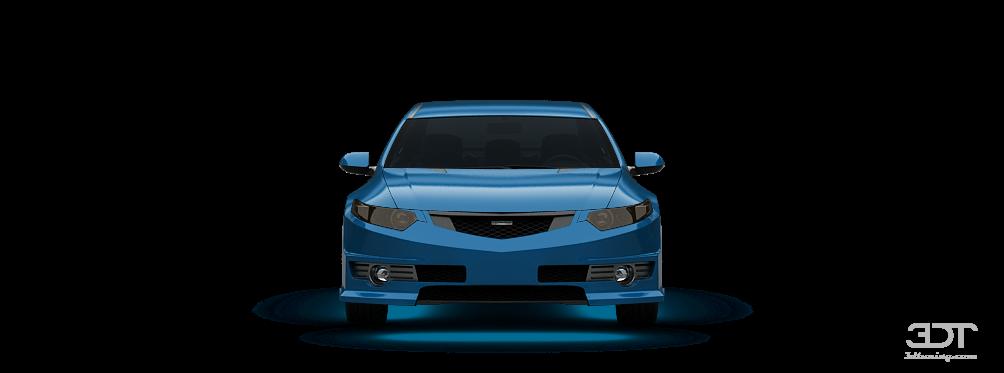 Honda Accord'09