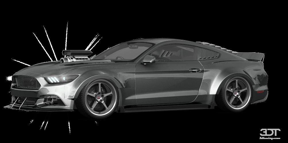 Mustang GT 2 Door Coupe 2115 tuning