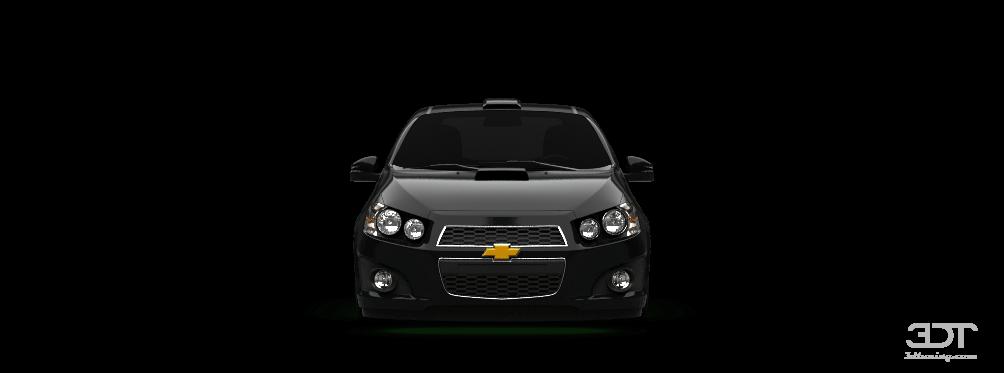 Chevrolet Aveo'11