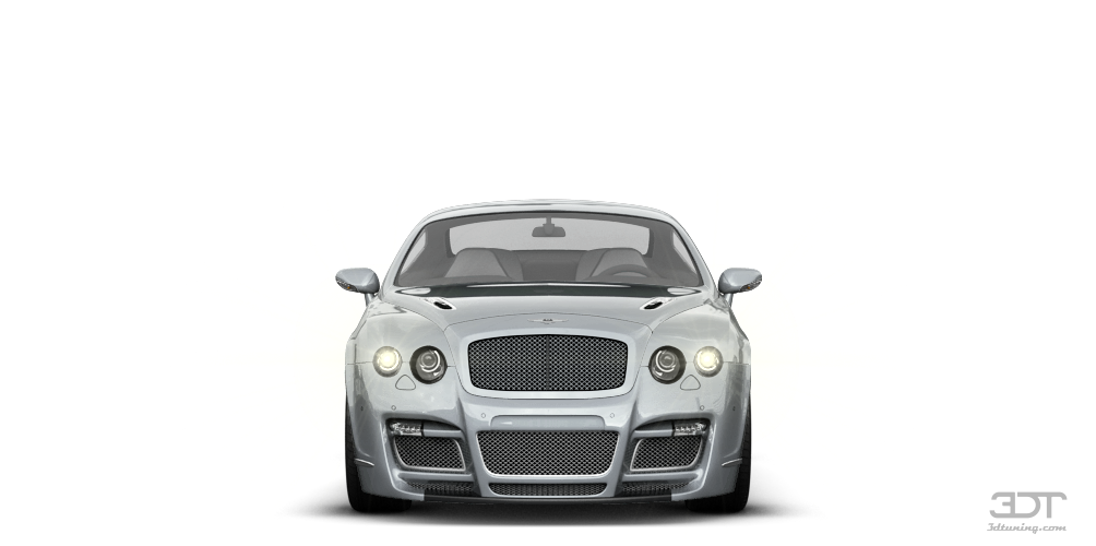 Bentley Continental GT Fastback 2004