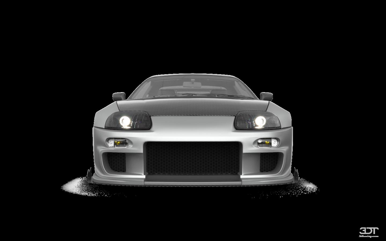 Toyota Supra 2 Door Coupe 2000