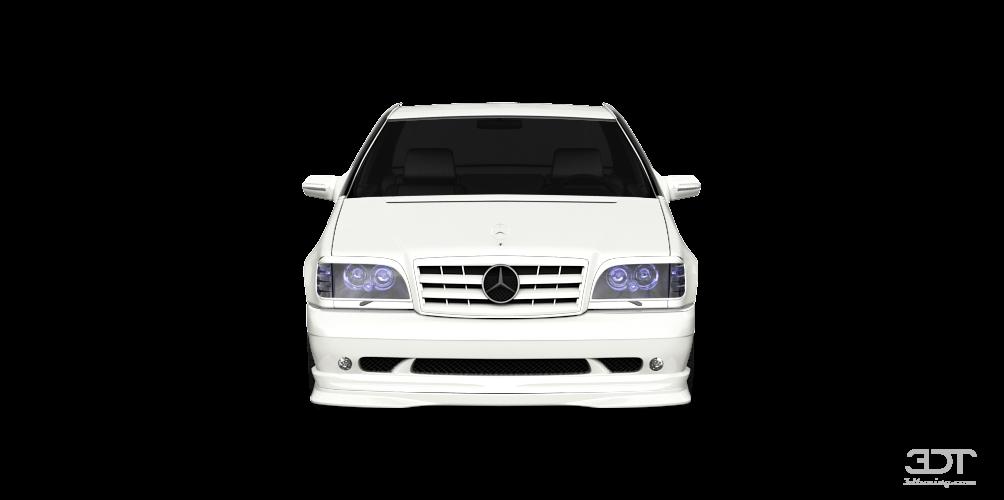Mercedes S Class (W140) Sedan 1992