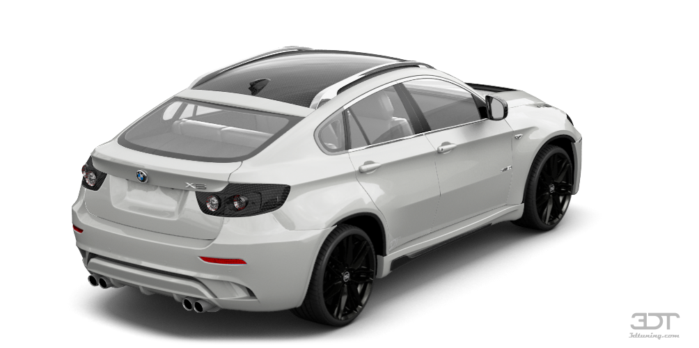 BMW X6 Crossover 2013 tuning