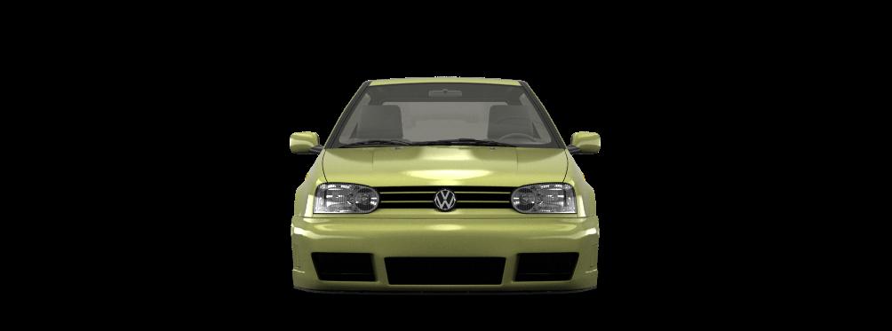 Volkswagen Golf 3'91
