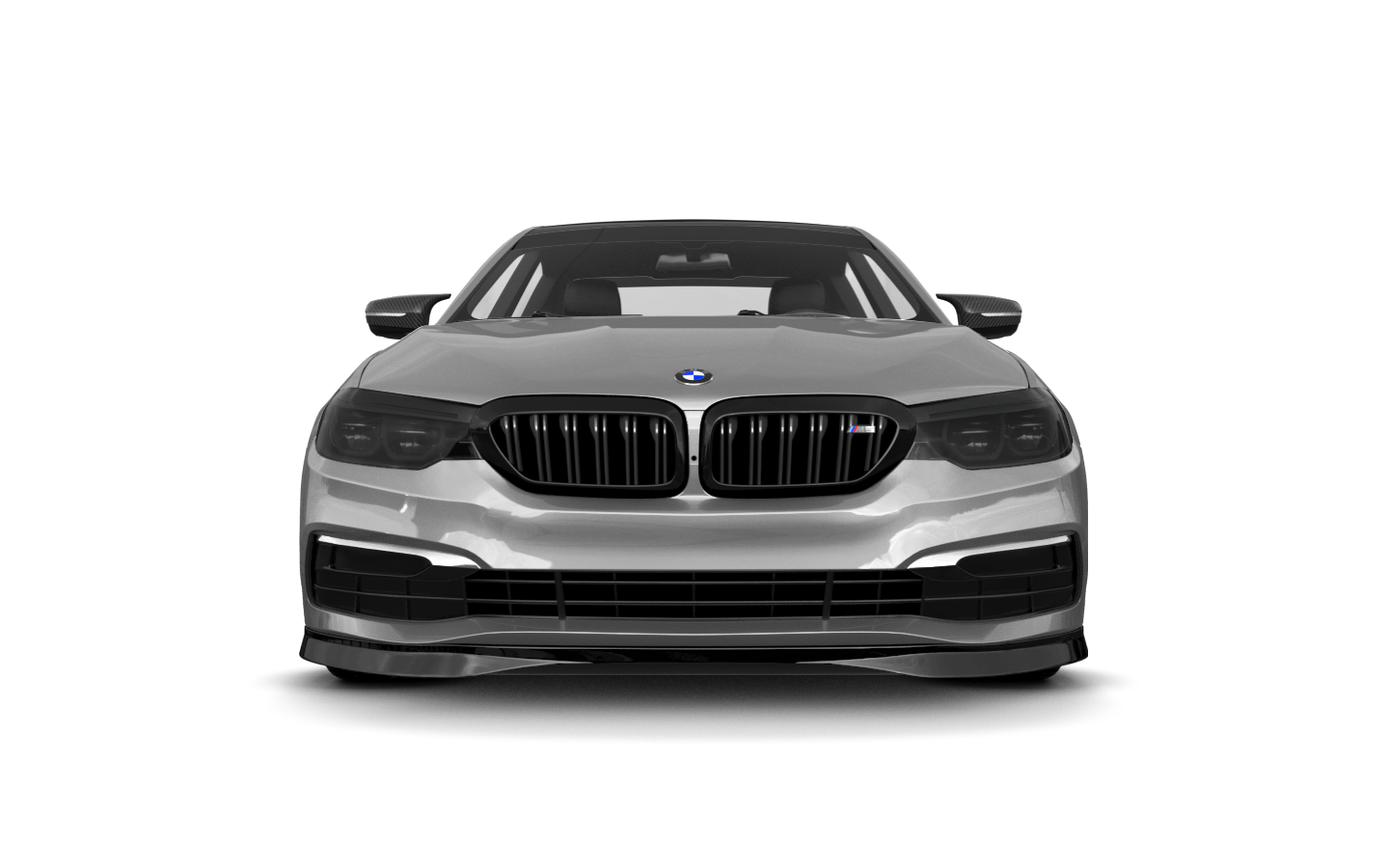 BMW 5 Series 4 Door Saloon 2017