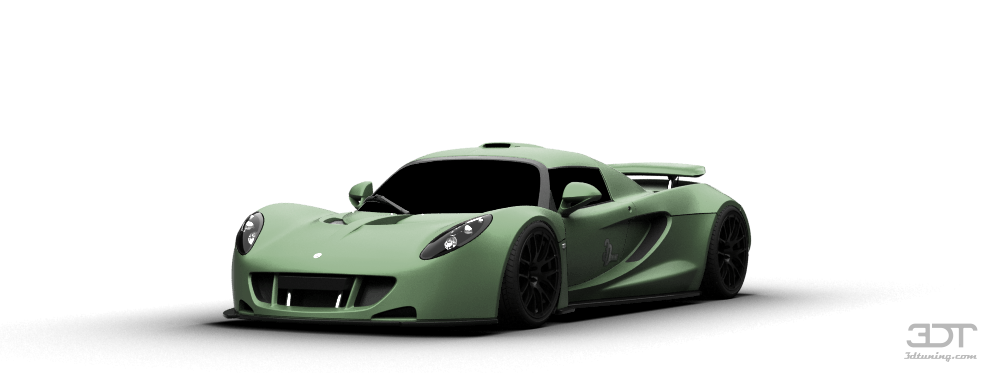 Hennessey Venom GT Coupe 2012 tuning