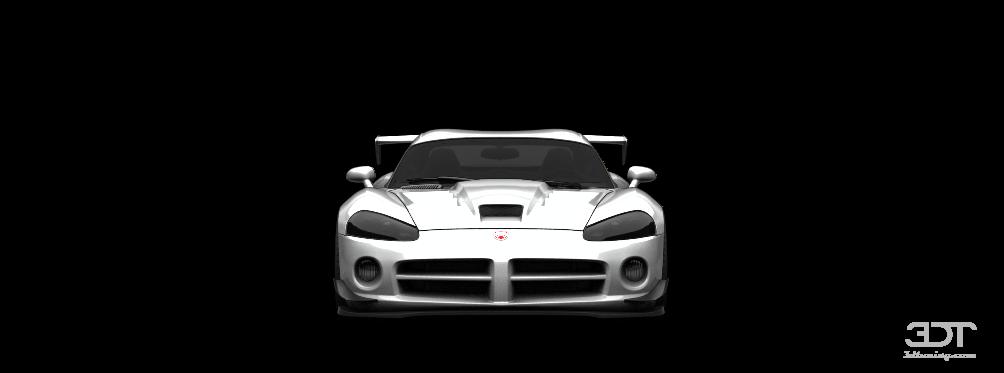 Dodge Viper SRT10 ACR'09