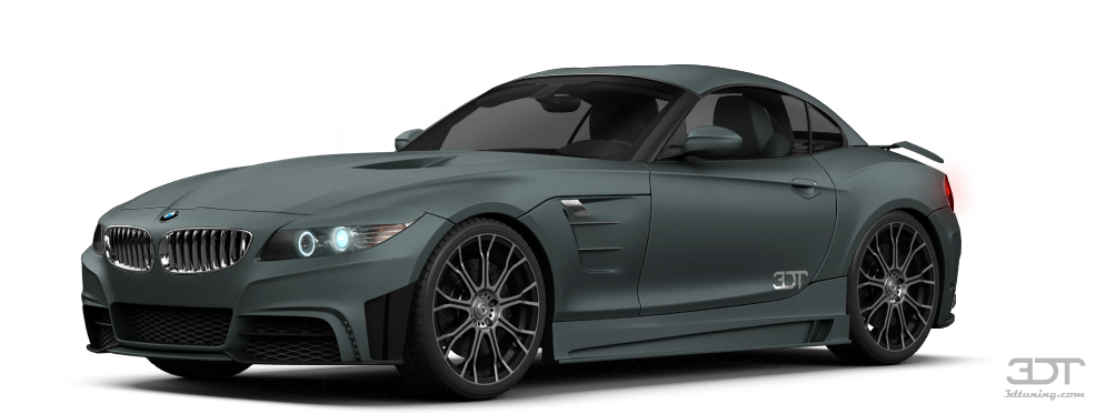 BMW Z4 Roadster 2009 tuning