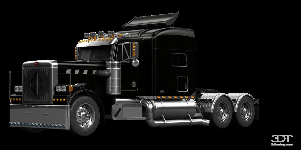 Peterbilt 359 Truck 1987 tuning