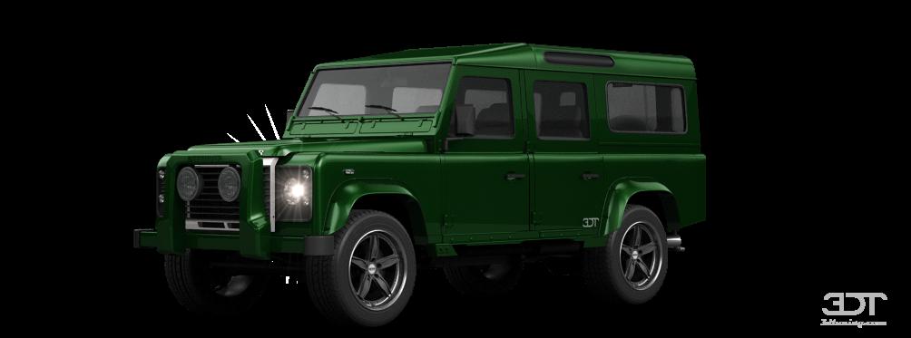 3dtuning Of Range Rover Defender Suv 2011 3dtuning Com