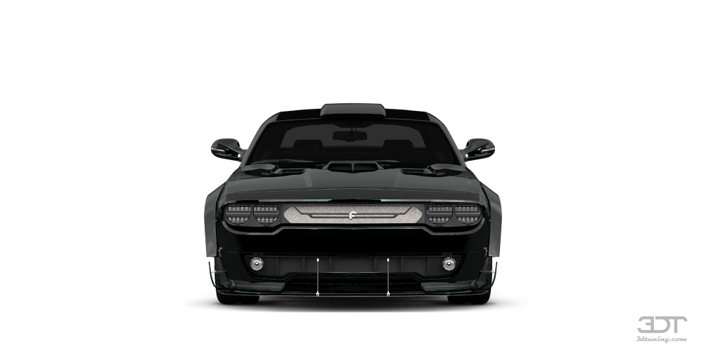 Dodge Challenger 2 Door Coupe 2009