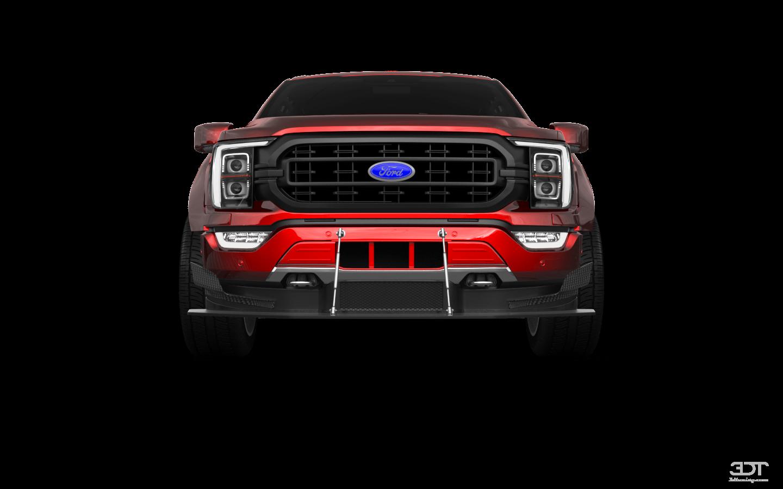 Ford F-150 SuperCrew'21