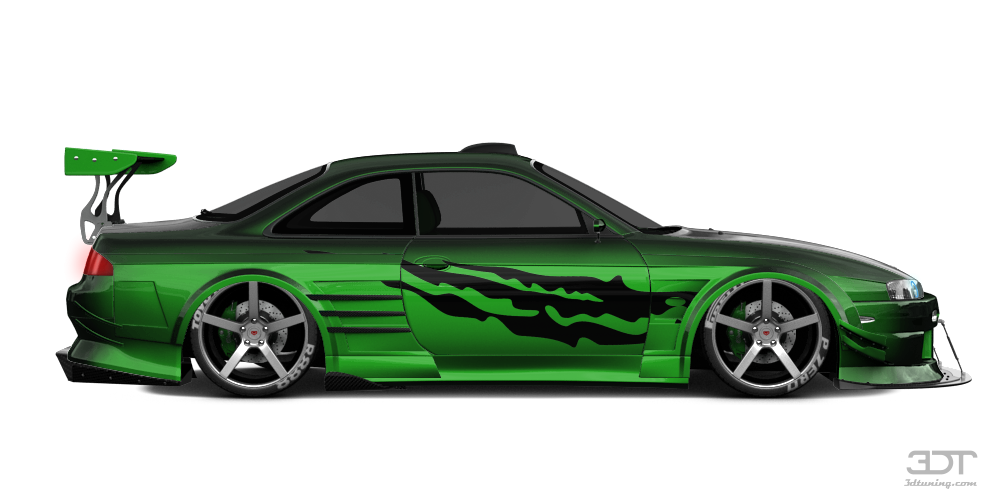Nissan Silvia S14 2 Door Coupe 1994 Tuning ...